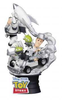Toy Story Ds-032 D-Stage Series Px 6in Statue Special Version