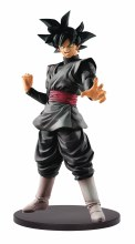Dragon Ball Legends Collab Black Goku Figure