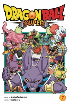 Dragon Ball Super GN VOL 07 (C