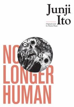 No Longer Human HC Junji Ito (