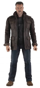 Terminator Dark Fate T-800 Ultimate 7in Action Figure