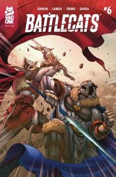 Battlecats VOL 2 #6
