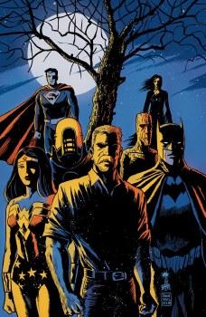 Black Hammer Justice League #4 (of 5) Cvr C Francavilla