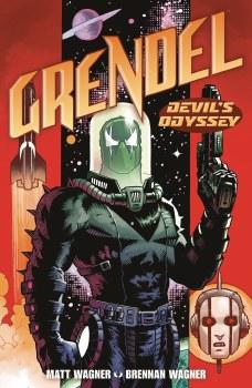Grendel Devils Odyssey #1 (of 8) Cvr A Wagner