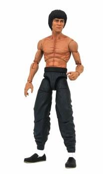 Bruce Lee Select Shirtless Af