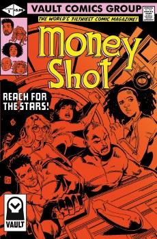 Money Shot #1 Cvr B Tim Daniel