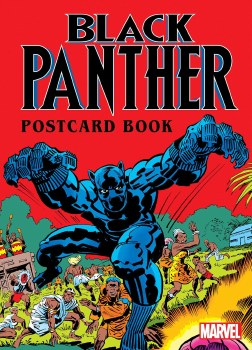 Black Panther Postcard Book HC