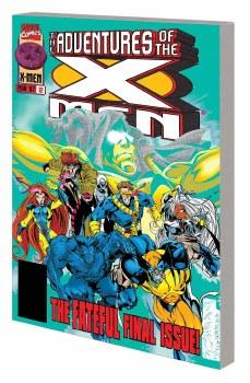 Adventures of X-Men GN TP Rite