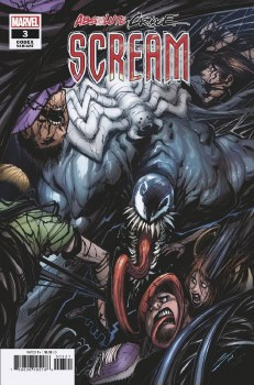Absolute Carnage Scream #3 (of 3) Sandoval Codex Var