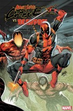 Absolute Carnage Vs Deadpool #3 (of 3) Liefeld Connecting Var