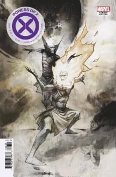 Powers of X #6 (of 6) Huddleston Var