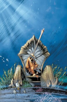 Aquaman #53 Yotv
