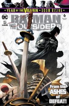 Batman and the Outsiders #6 Yo