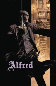 Batman Curse of the White Knight #4 (of 8) Var Ed