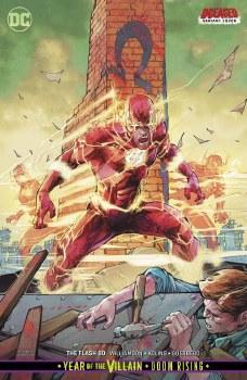 Flash #80 Card Stock Var Ed