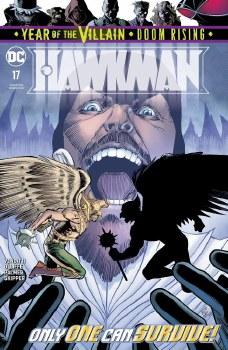 Hawkman #17 Yotv