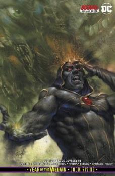 Justice League Odyssey #14 Var