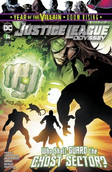 Justice League Odyssey #14 Yot