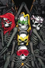 Teen Titans #35 Yotv