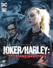 Joker Harley Criminal Sanity #1 (of 9) Mayhew Var