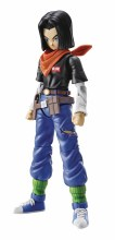 Dragon Ball Android 17 Figure-Rise Model Kit New Pkg Version