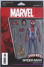 Spider-Verse #1 (of 6) Christopher Action Figure Var