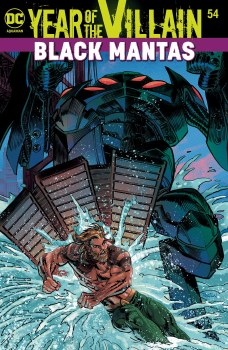 Aquaman #54 Yotv Acetate