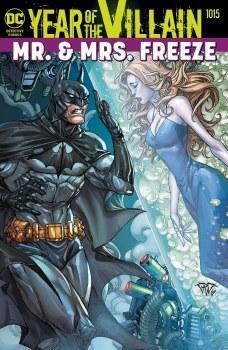 Detective Comics #1015 Yotv Acetate