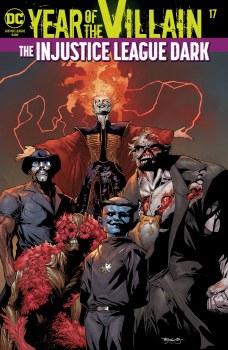 Justice League Dark #17 Yotv Acetate