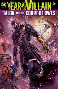 Nightwing #66 Yotv Acetate