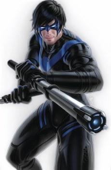 Nightwing #66 Card Stock Var E