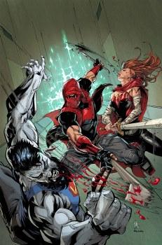 Red Hood Outlaw #40 Yotv Acetate