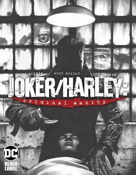 Joker Harley Criminal Sanity #1 (of 9) Suayan Var