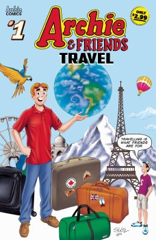 Archie & Friends Travel #1