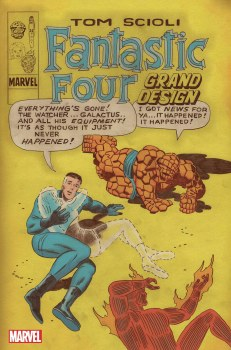 Fantastic Four Grand Design #2 (of 2)
