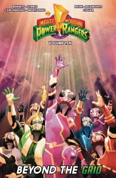 Mighty Morphin Power Rangers TP VOL 10