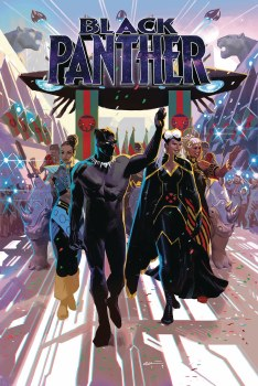 Black Panther TP Book 08 Inter