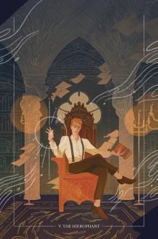 Magicians #1 (of 5) Cvr B Sharpe