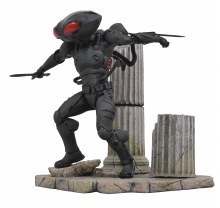 DC Comic Gallery Aquaman Movie Black Manta Pvc Statue