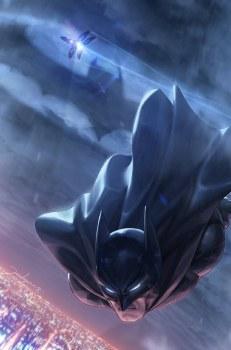 Batmans Grave #2 (of 12) Var E