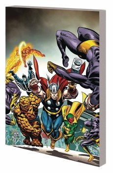 Avengers Vs Fantastic Four TP