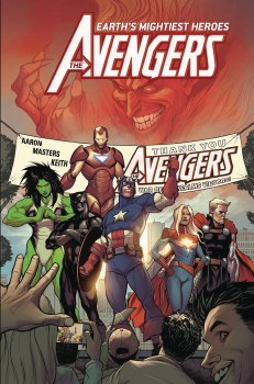 Avengers By Jason Aaron TP VOL