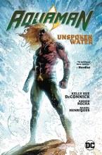 Aquaman TP VOL 01 Unspoken Wat