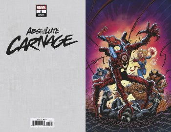 Absolute Carnage #5 (of 5) Ron Lim Virgin Var