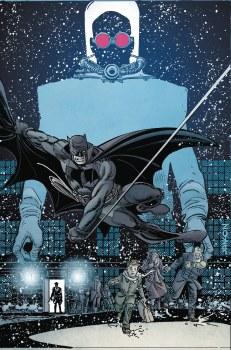 Batman White Knight Presents Von Freeze #1 Var