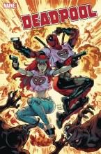 Deadpool #1 Gomez Mary Jane Var