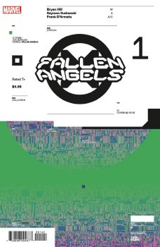 Fallen Angels #1 Muller Design Var