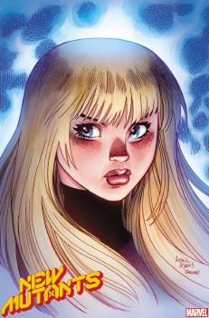 New Mutants #1 Adams Var Dx