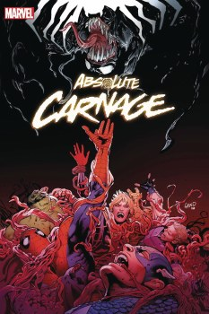 Absolute Carnage #5 (of 5) Land Var