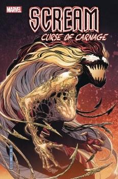 Scream Curse of Carnage #1 Pos
